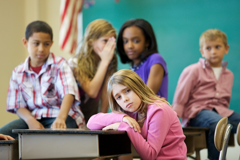 Bullying that starts at early ages can lead to depression that lasts into adulthood.